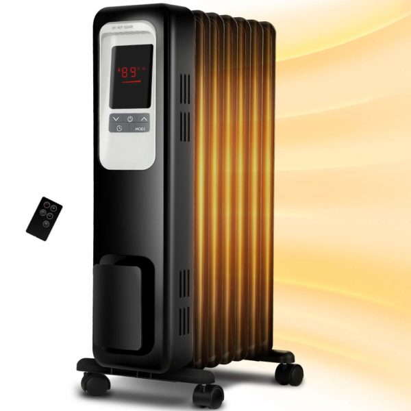 Top 5 Best Oil Heater For Large Room Reviews 2020