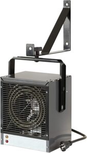 Best heater for a shed