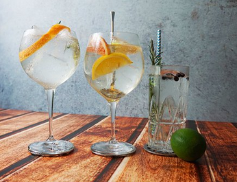 best gin and tonic glasses