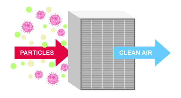 Best air purifier with HEPA filter
