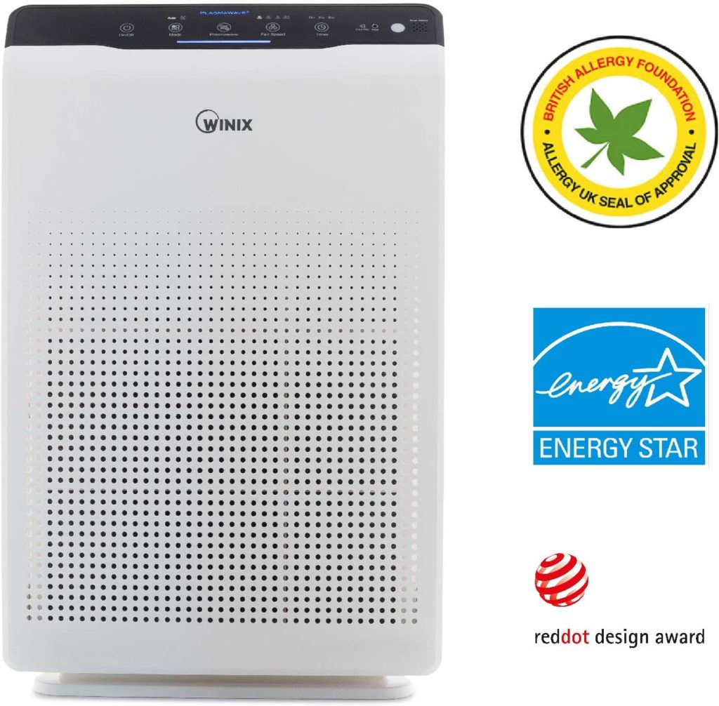 best air purifier for asthma uk