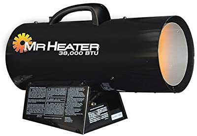 best space heater for a garage