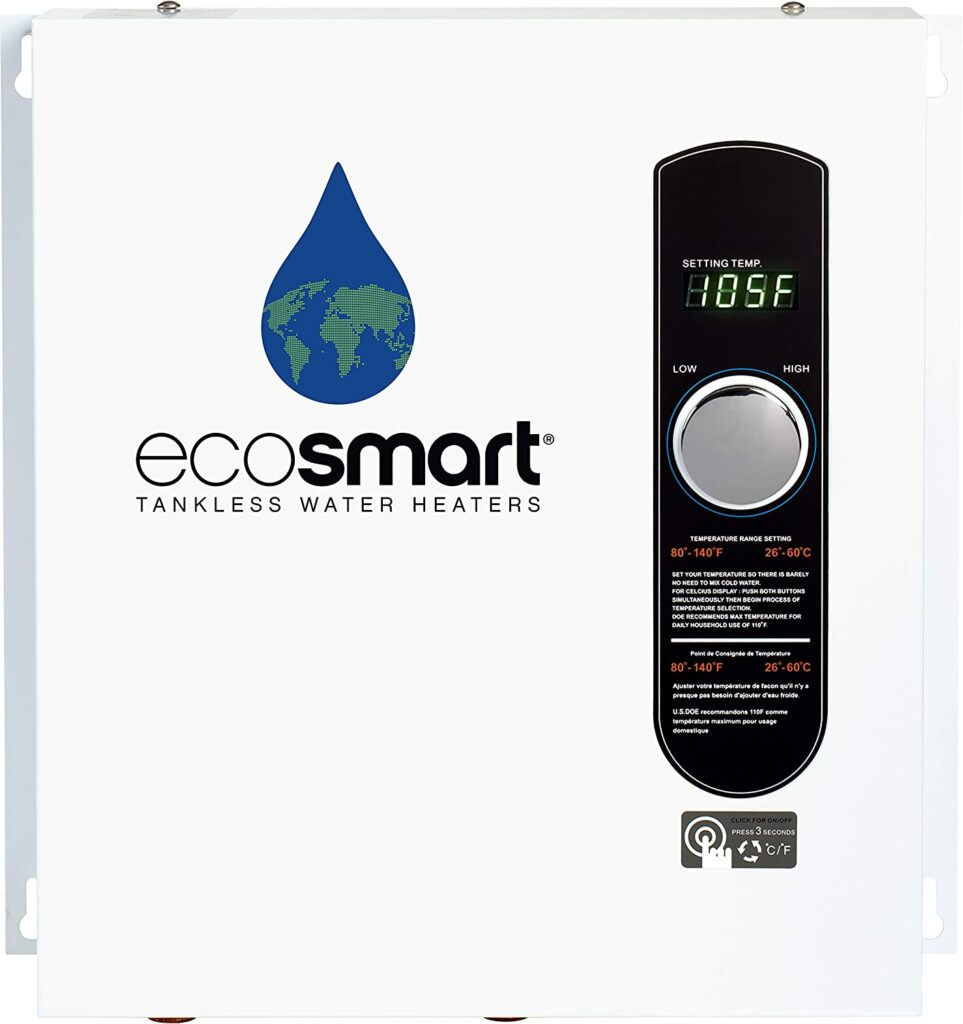 Best Whole House Electric Tankless Water Heater