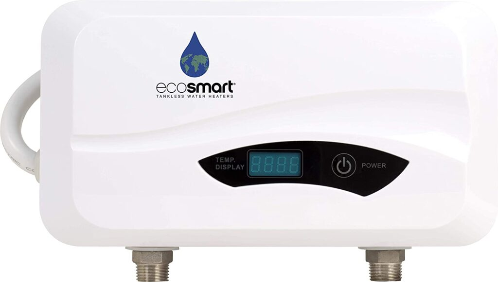 rv tankless electric water heater