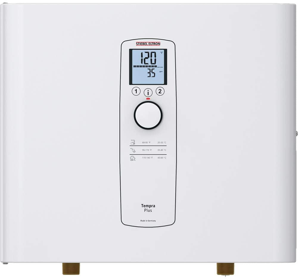 Stiebel Eltron Tankless Water Heater – Tempra 24 Plus